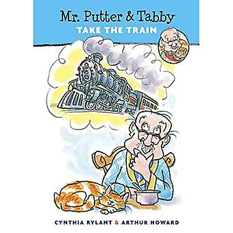 Mr Putter and Tabby Take the Train (MR Putter & Tabby (Paperback)) [Illustrated]
