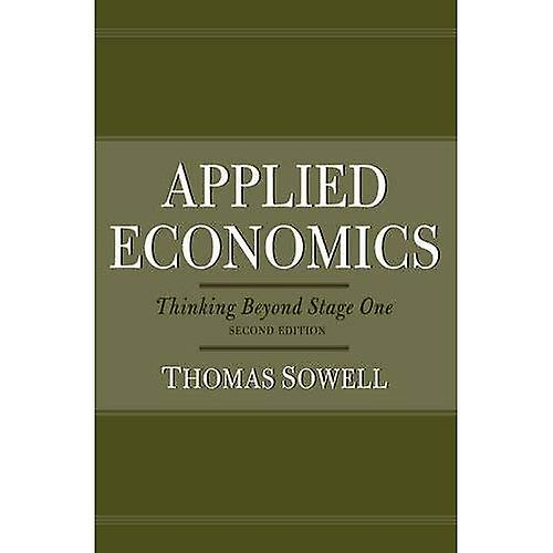 Applied Economics, 2e  Thinking Beyond Stage One