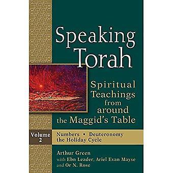 Parlant de Torah, Volume 2