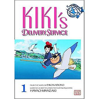 Serviço de entregas da Kiki (serviço de entrega do Kiki filme Comics)