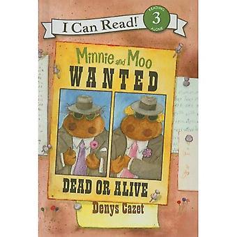 Minnie e Moo Wanted Dead or Alive (pode ler livros: nível 3
