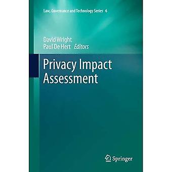 Yksityisyyden vaikutustenarviointi (, hallintotapa ja Technology Series)