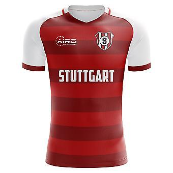 2019-2020 Stuttgart Away Concept Football Shirt - Womens