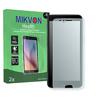 OnePlus 5 Screen Protector - Mikvon Health (Retail Package with accessories) (reduced foil)