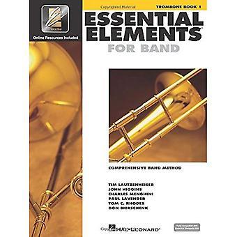 Essential Elements 2000: Trombone Book 1
