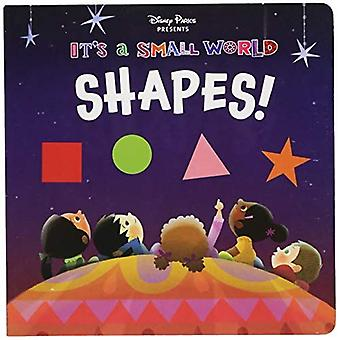 Disney Parks Presents: It's� a Small World: Shapes! (Disney Parks Presents) [Board book]