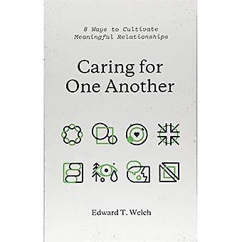 Carinho um pelo outro: 8 maneiras de cultivar relacionamentos