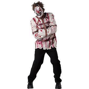 Böse Psycho Kostüm