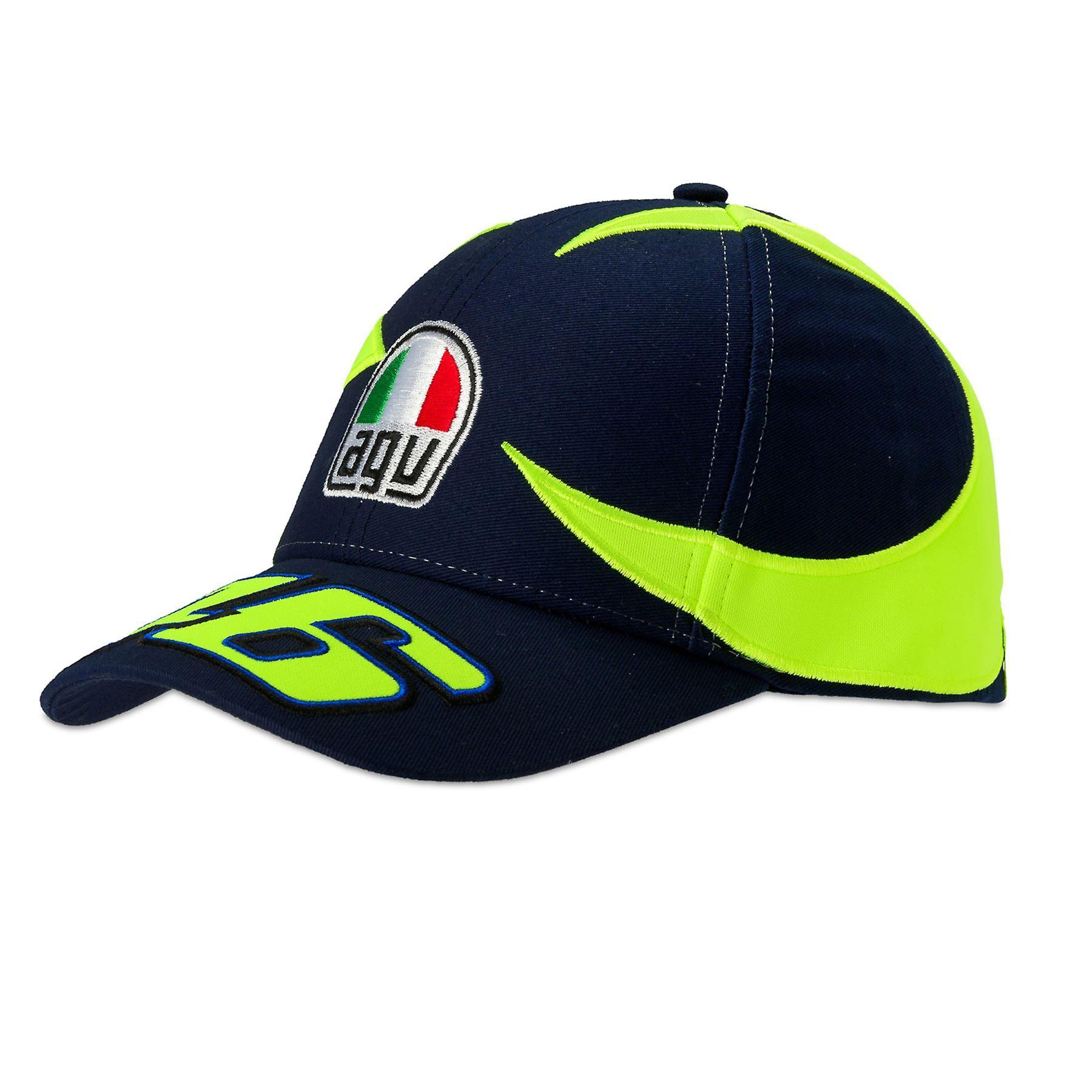 MotoGP Valentino Rossi soleil et lune casque casquette   Enfants