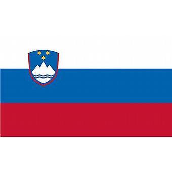 Vlag van 3 Ft X 5 Ft (90 X 150 cm) - Slovenië