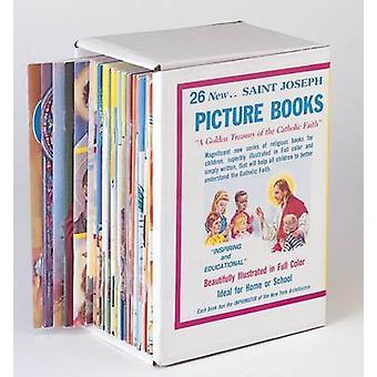 St. Joseph Picture Books (Set of 26 Books) by Catholic Book Publishin
