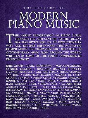 Library of Modern Piano Music by Sam Lung - Hal Leonard Publishing Co
