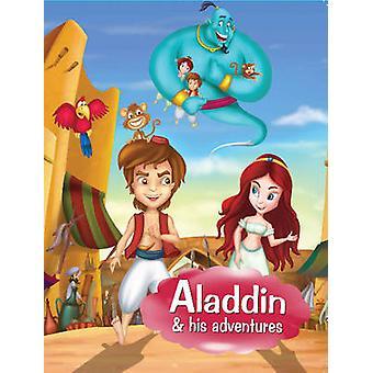 Aladdin & His Adventures by Pegasus - 9788131918241 Book