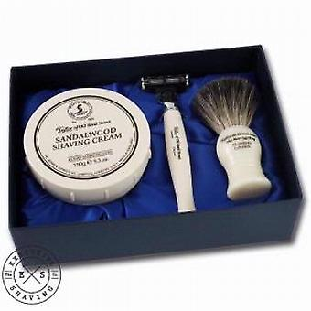 Taylor of Old Bond Street Shaving Gift Set Sandalwood