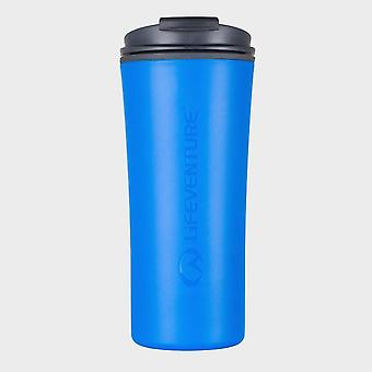New LifeVentures Elipse Camping Travel Mug Blue