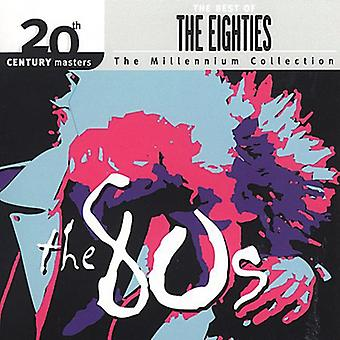 Best of the 80's - Best of the 80's-Millennium Co [CD] USA import