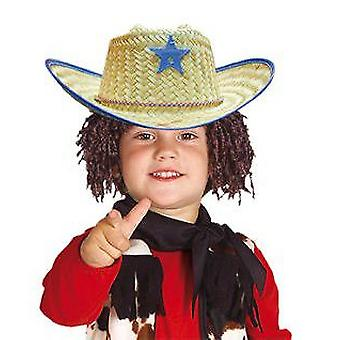 Rubie Sheriff spedbarn lue (babyer og barn, kostymer)