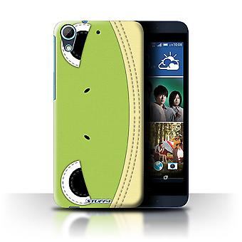 STUFF4 Case/Cover for HTC Desire 626G+/Frog/Animal Stitch Effect