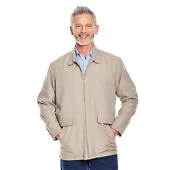 Mens Summer Soft Touch Jacket Coat