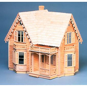 Greenleaf Dollhouse Kit Westville 8013G