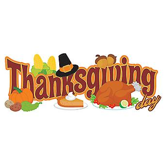 Jolee's Boutique Title Wave Stickers Thanksgiving Day E5060053