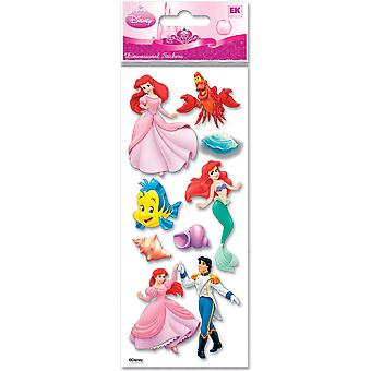 Touch Of Jolee's Disney Dimensional Sticker Little Mermaid Dtod Lm