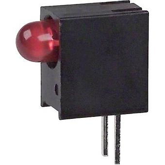LED component Red (L x W x H) 10.78 x 8.89 x 4.32 mm Dialight