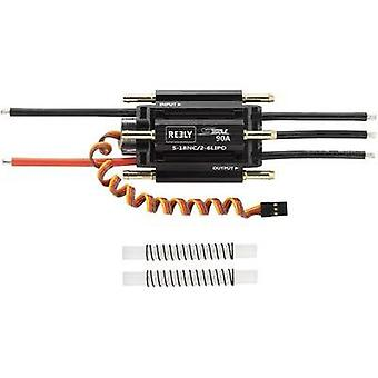 Model ship brushless speed control Reely Load (max.): 150 A