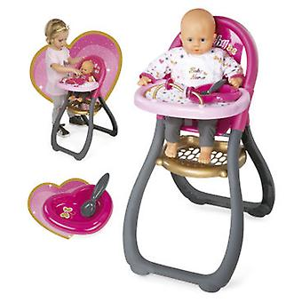 Smoby Baby Nurse Highchair (Kids , Toys , Dolls , Babies And Accessories , Accessories)