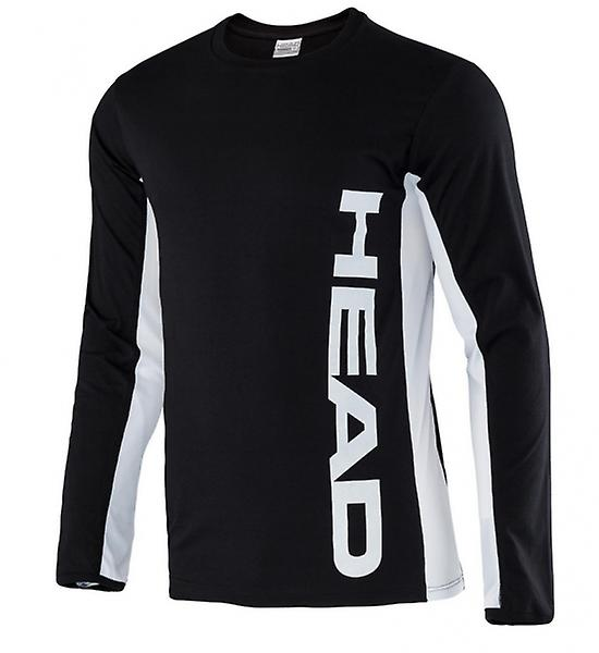 HEAD Move Longsleeve Men black 811 224
