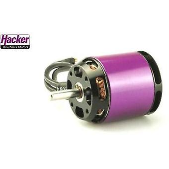 Model aircraft brushless motor Hacker A30-8 XL V4 kV (RPM per volt): 1100 Turns: 8