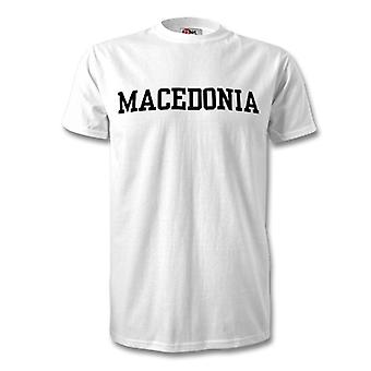 Macedonia paese Kids t-shirt