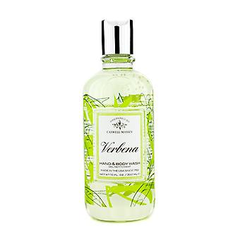 Caswell Massey Verbena Hand & Body Wash 300ml/10oz