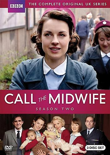 Call the Midwife: Season 2 [DVD] USA import