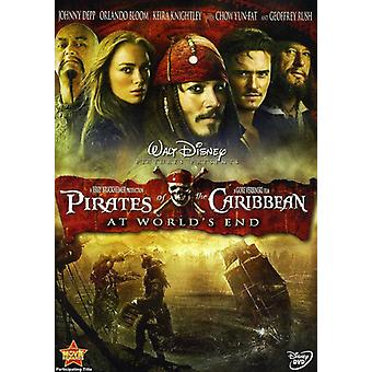 Pirates of the Caribbean at Worlds End [DVD] USA import