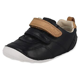 Infant Boys Clarks First Cruisers Tiny Aspire
