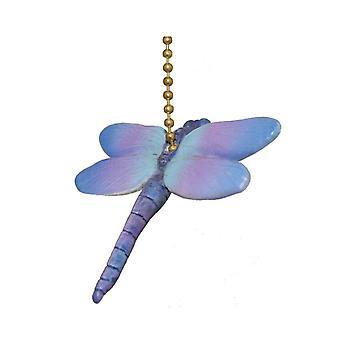 Dragonfly Dragon Fly niños, ventilador de techo luz cadena