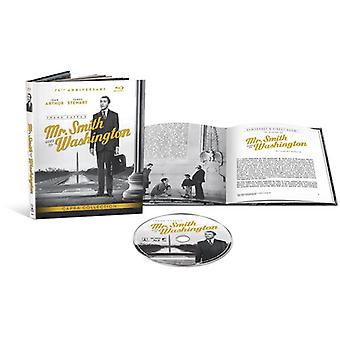 Mr Smith går til Washington [BLU-RAY] USA import