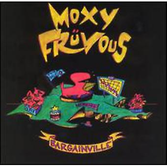 Moxy Fruvous - Bargainville [CD] USA import