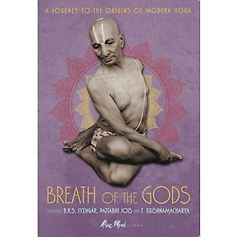 Pust af guderne [DVD] USA importerer