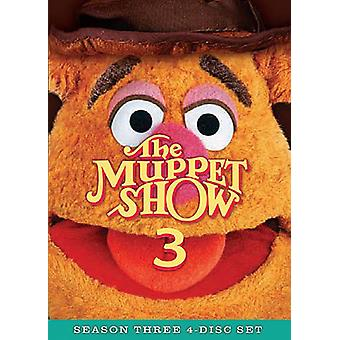 Muppet Show : The Complete Third Season [DVD] USA import