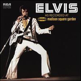 Elvis Presley - Elvis: As Recorded at Madison Square Garden [Vinyl] USA import