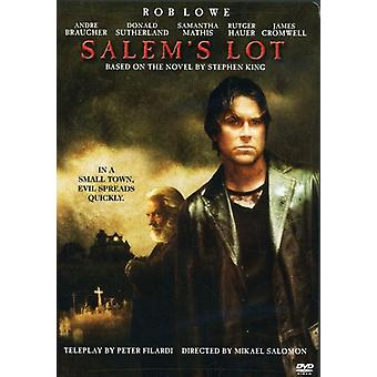 Salem's Lot: The Miniseries (2004) [DVD] USA import