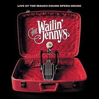 Wailin' Jenny - Live på Mauch operahus [CD] USA importen