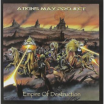 Atkins puede proyecto - importar de Estados Unidos de imperio de destrucción [CD]