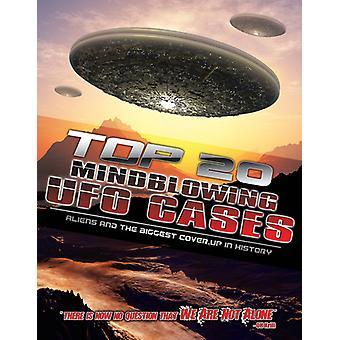 Top 20 Mind Blowing Ufo tilfælde: Udlændinge & største [DVD] USA importerer