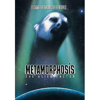 Metamorphosis-Alien Factor [DVD] USA import