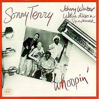 Terry/Winter/Dixon - Whoopin' [CD] USA import