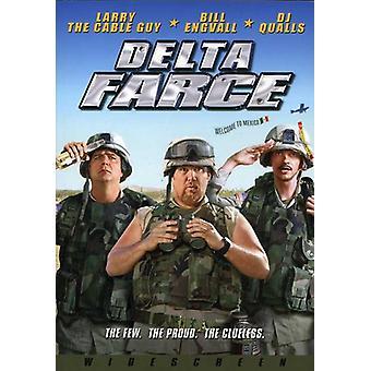 Delta Farce [DVD] USA import