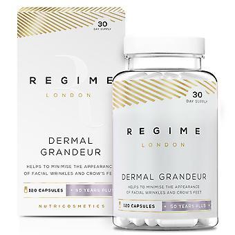 REGIME London Dermal Grandeur - 120 Capsules